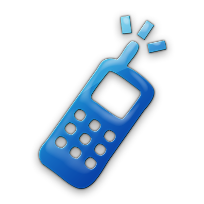 Cell Phone Transparent Png image #7432