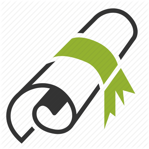 Certificate Icon Free Png #10299 - Free Icons and PNG ...