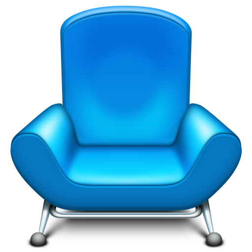 Chair, Furniture Icon image #2600
