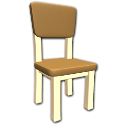 Chair Png Icon image #40539
