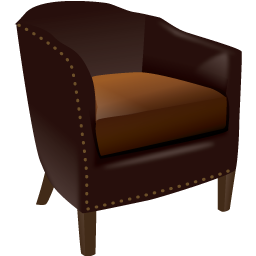 Chair Png Icon image #40545