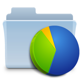 charts folder full icon png