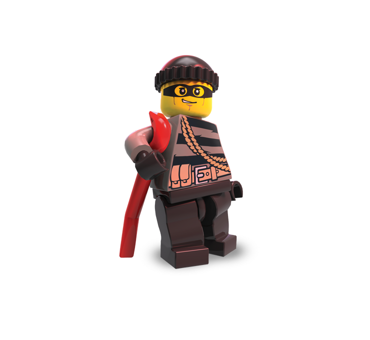 Chase Large Robber Png image #5018