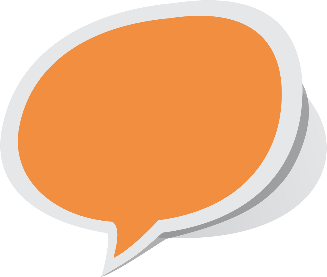 Chat Bubble Png image #11430