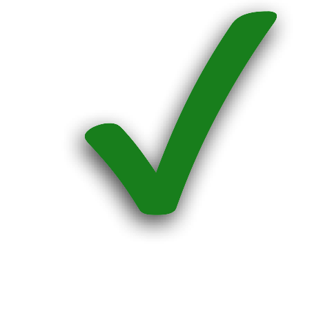 Check Mark Png Transparent image #45009