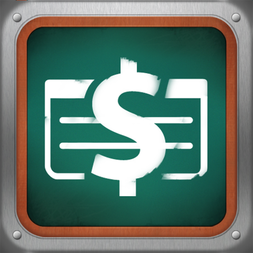 Library Icon Checkbook image #30213