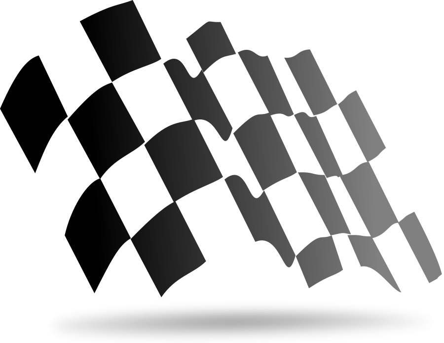 Checkered Flag Symbols