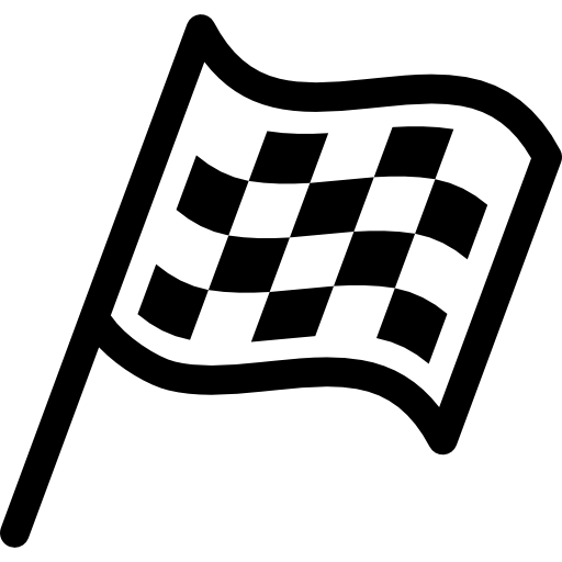 Free Icons Png Icon Checkered Flag