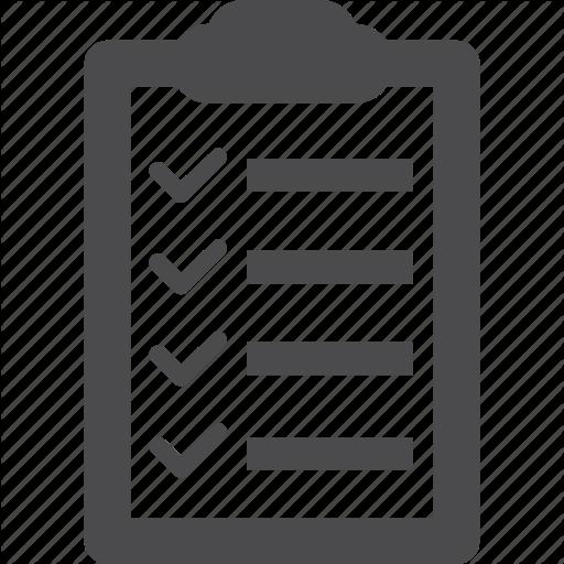 checklist icon checklist