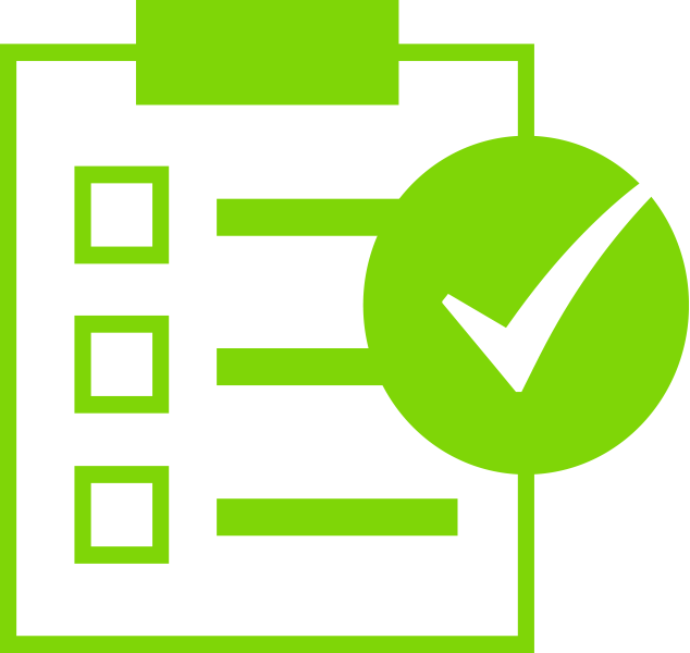 Checklist Icon Following image #1446