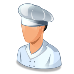 Chef Icon Svg image #13704