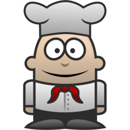 Svg Chef Icon image #13711