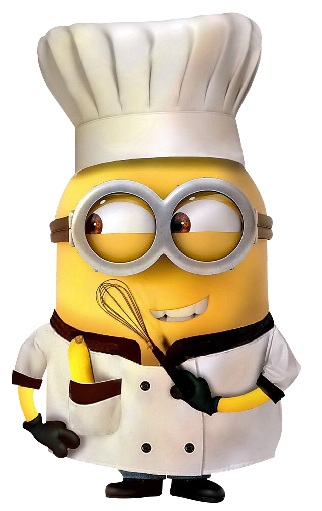 Chef Minions Png 42195 Free Icons And Png Backgrounds