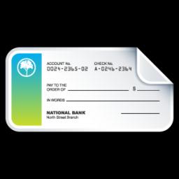 Cheque Symbols