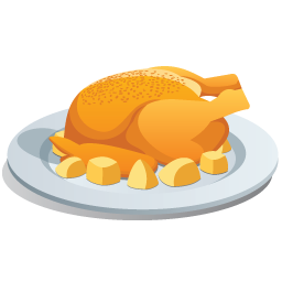 Free High-quality Chicken Icon image #32103