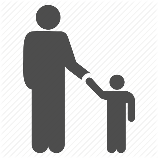 Children, Child Care Icon Png image #42472
