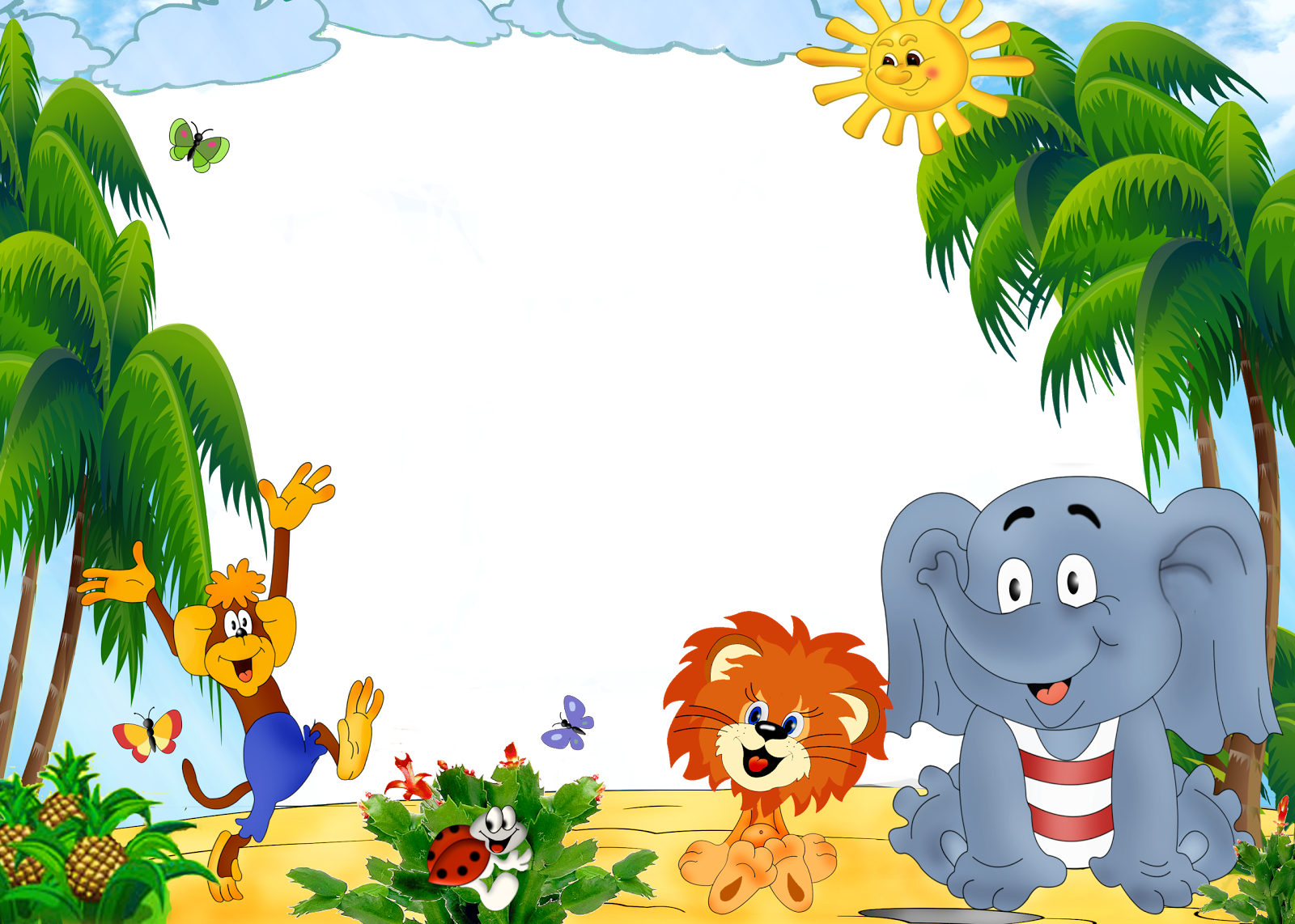 Children Zoo Photoshop Background Png image #24703