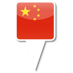 Icon Free China Map image #31207