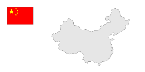 China Map Free Files image #31209