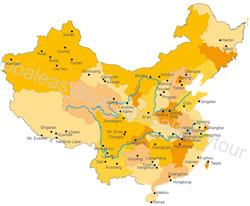 Icon China Map Download Free Vectors image #31210