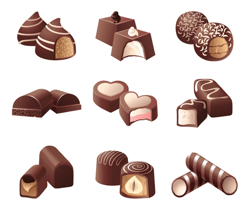 Chocolate Vector Icon image #36434