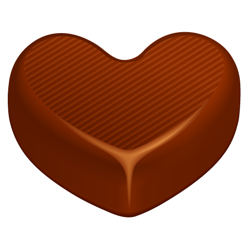 Library  Chocolate Icon image #36422