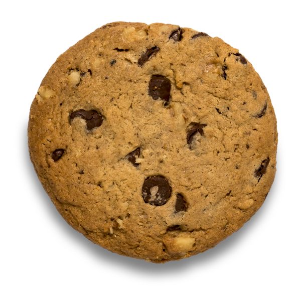 Chocolate with Pistachio Cookie Png Image