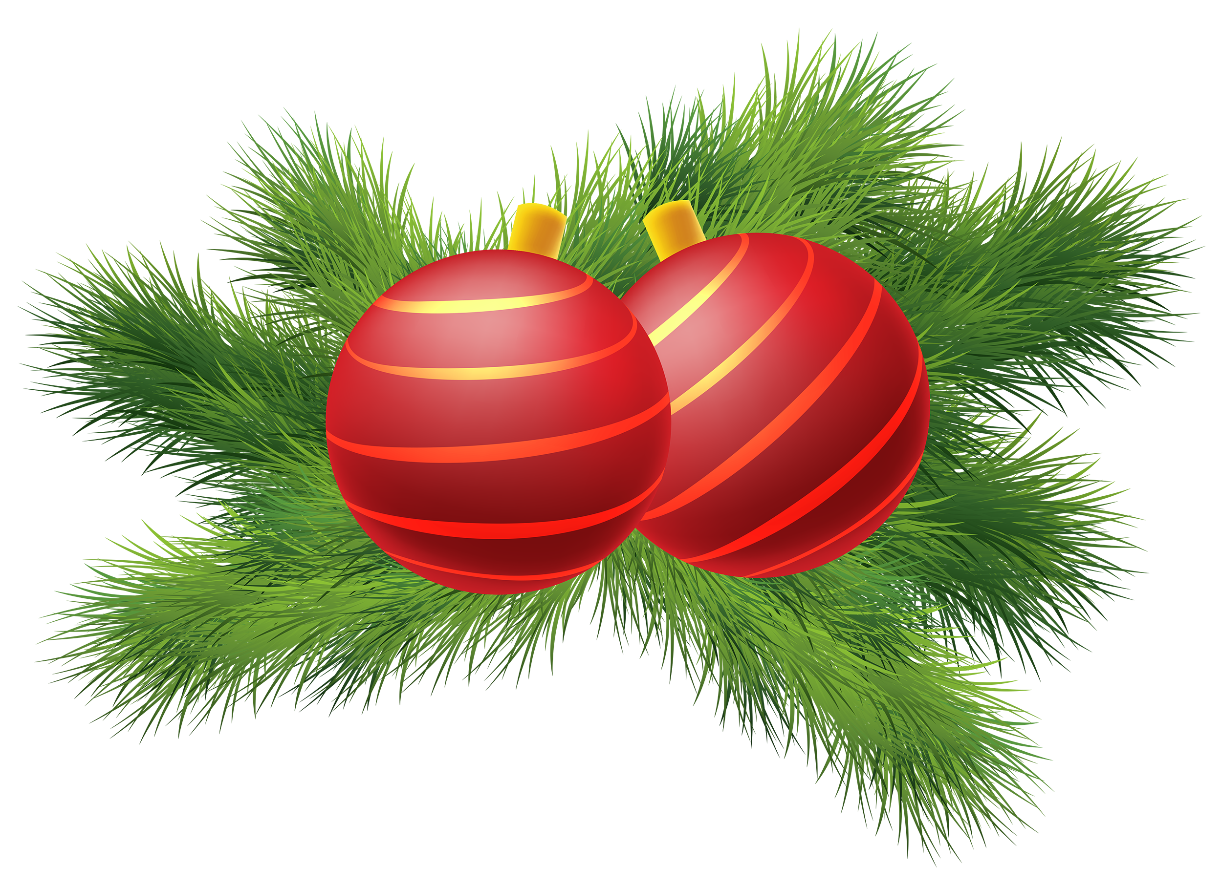 Download Christmas Balls Png Clipart image #35222