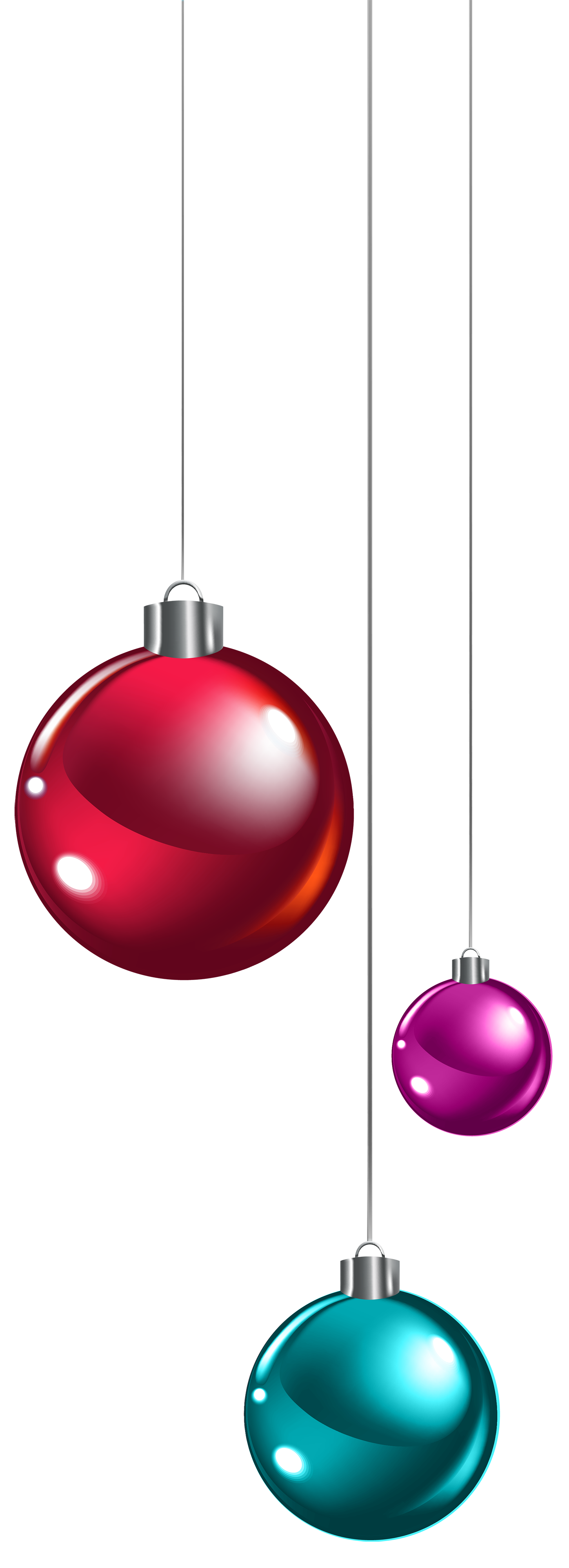 Christmas Balls Png Available In Different Size