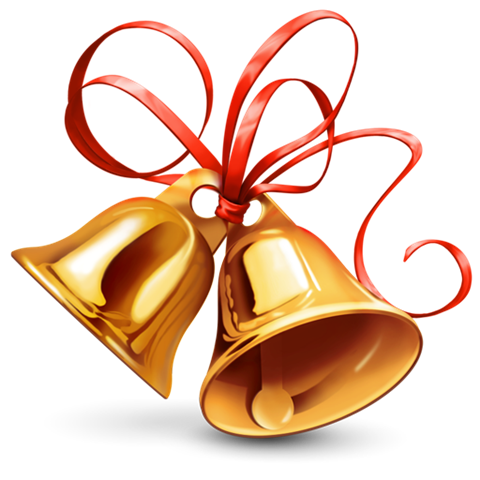 Christmas Bell Png image #35328