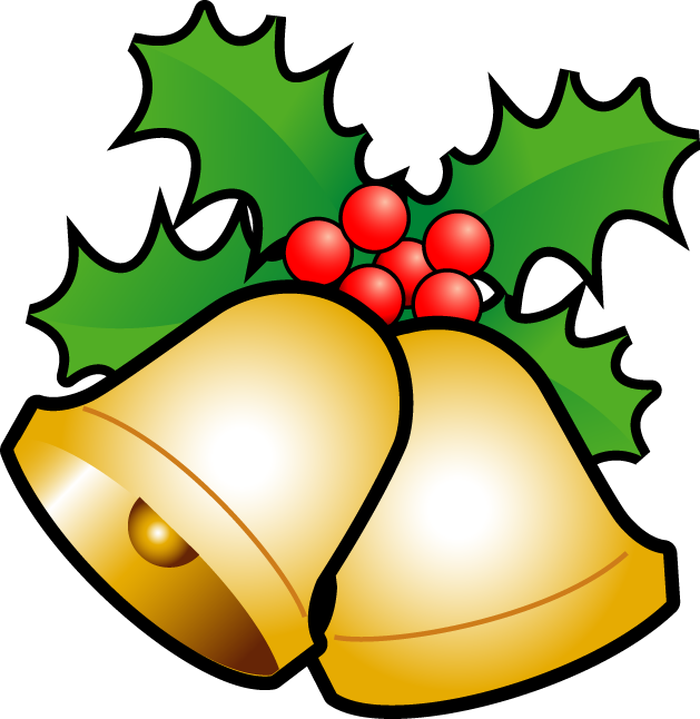 PNG File Christmas Bell image #30835