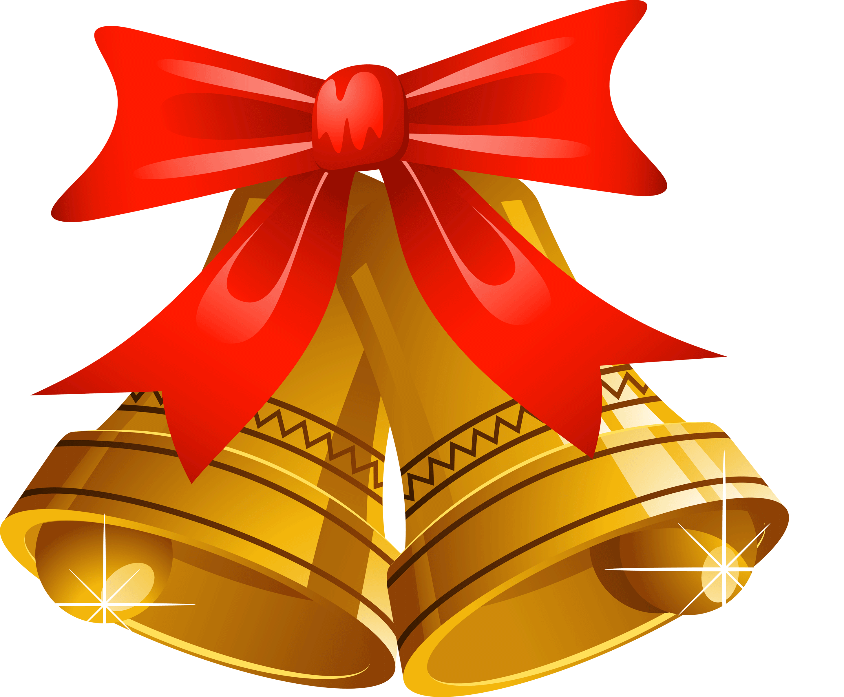 Christmas Bell Png Clip Art image #30819