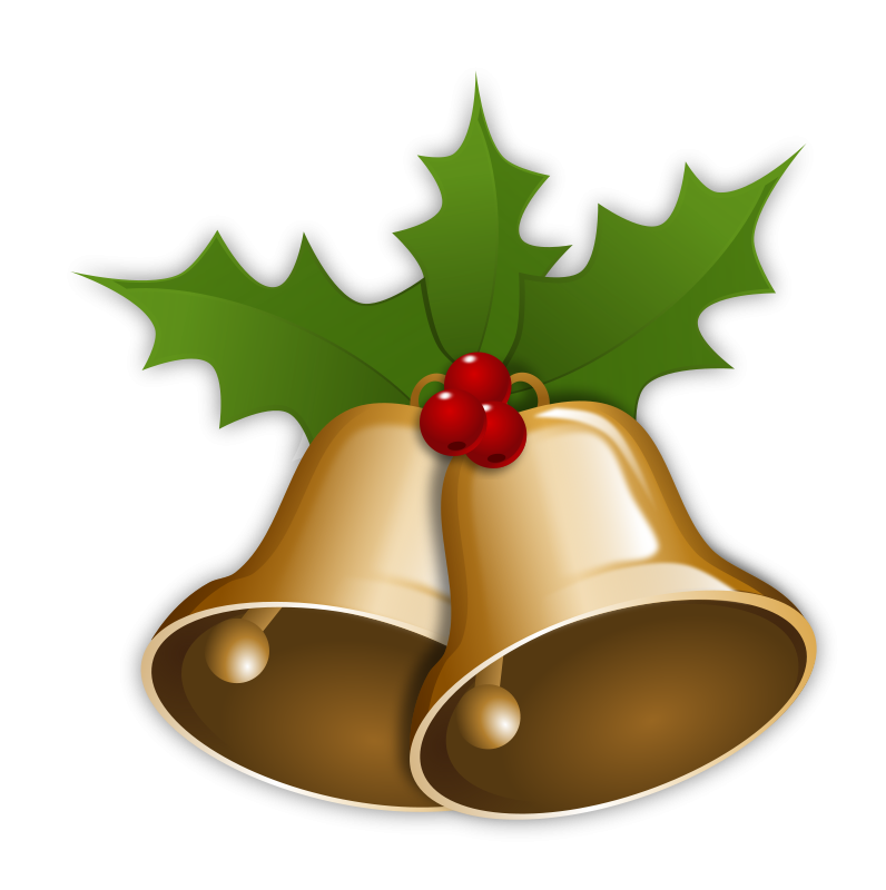 Christmas Bell Png Photo image #30813