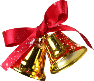 Christmas Bell Png - Free Icons and PNG Backgrounds