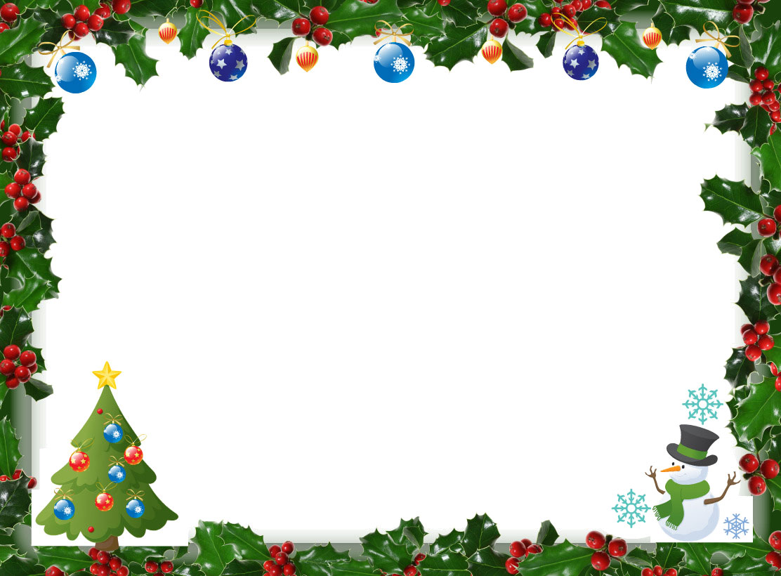 Christmas Borders And Frames image #30315