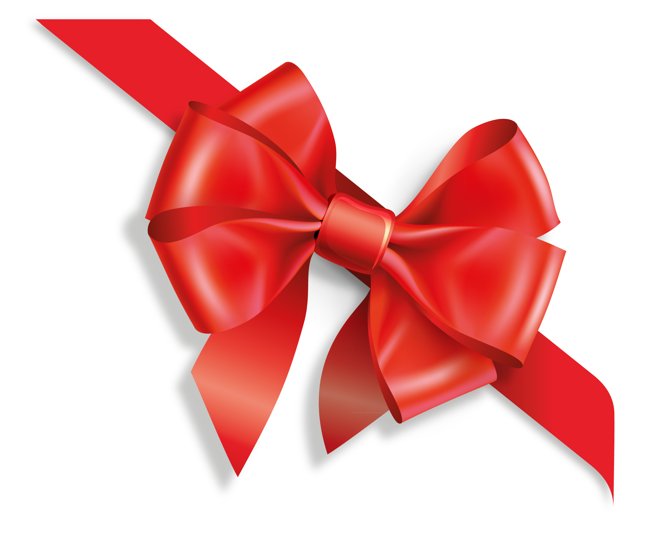 Christmas Bow PNG Free Download