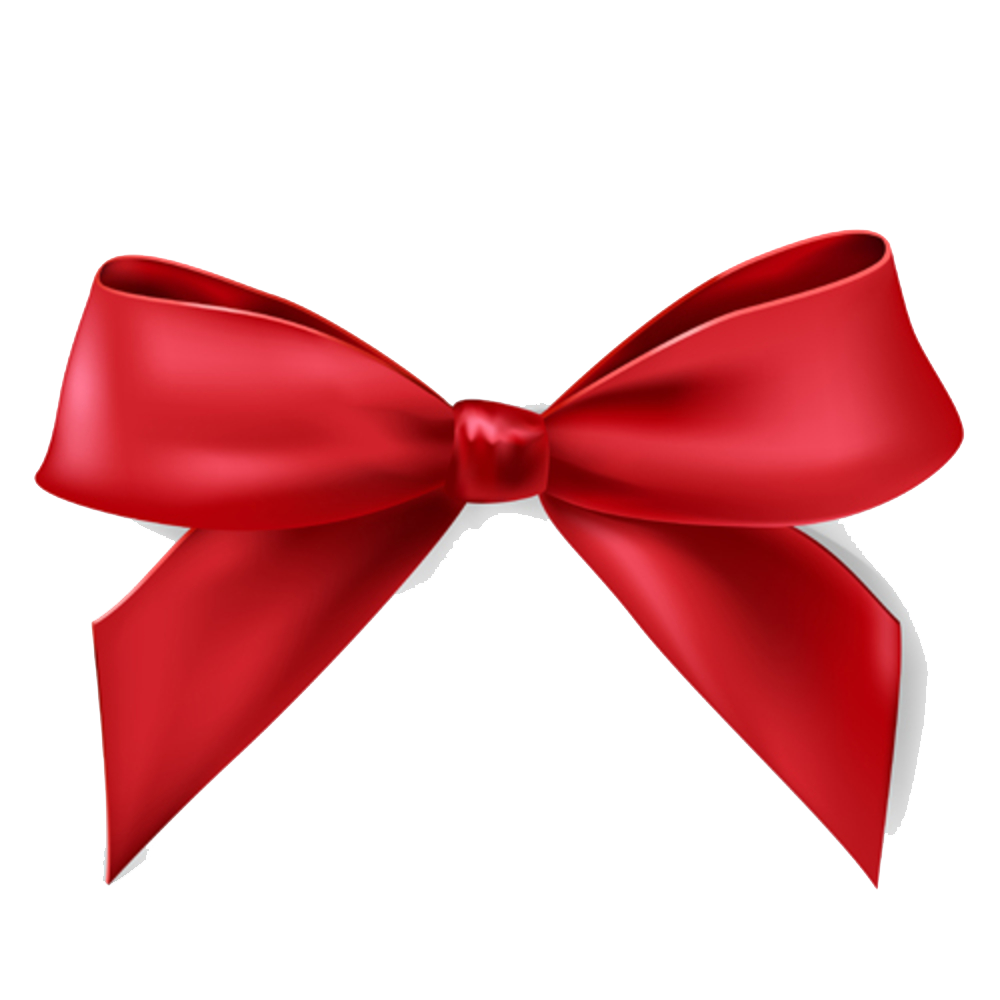 Christmas Bow PNG Photo image #44517