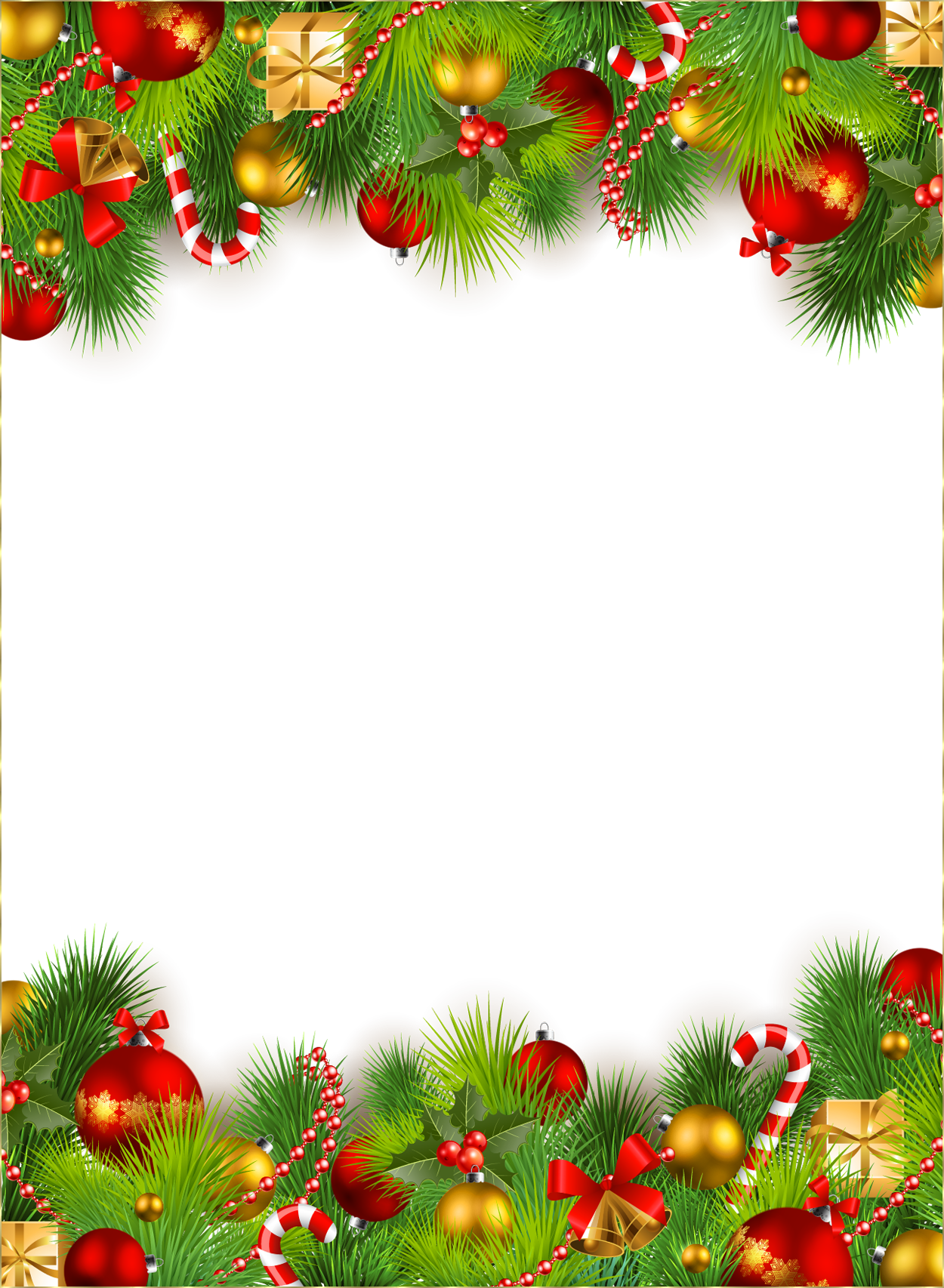 Christmas Backgrounds Png.Christmas Frame Png 35327 Free Icons And Png Backgrounds