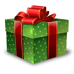 Xmas Gift Icon Christmas Free Icons And Png Backgrounds
