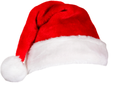 Download Png High-quality Christmas Hat image #19600