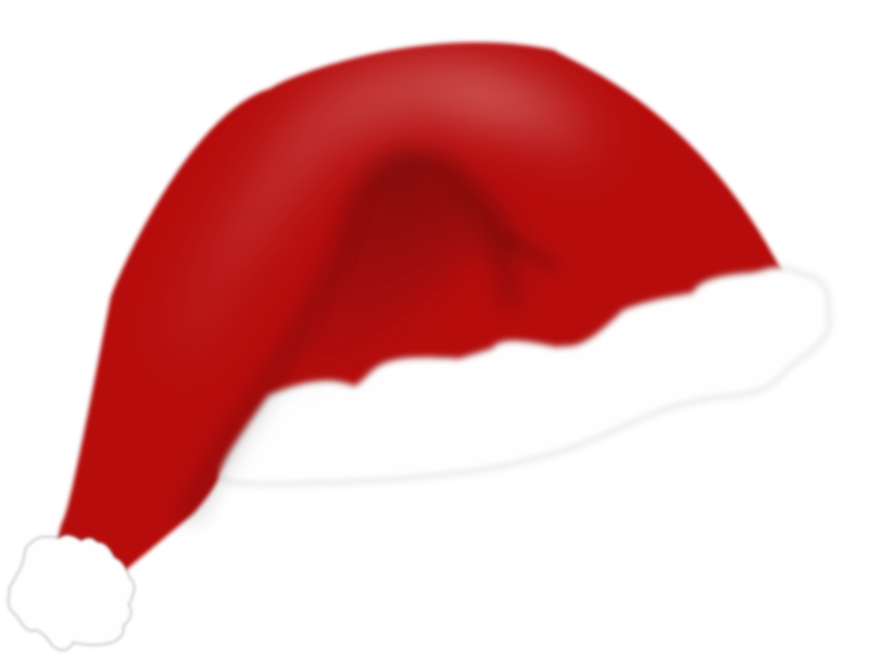 Best Free Christmas Hat Png Image