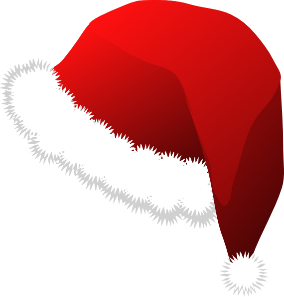 Christmas Hat Png Vector image #19601