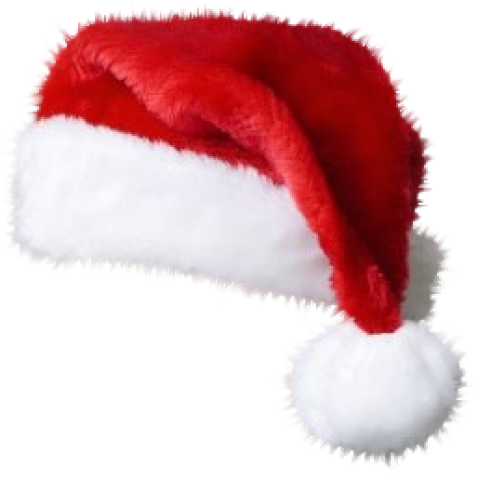 Vector Download Free Christmas Hat Png image #19605