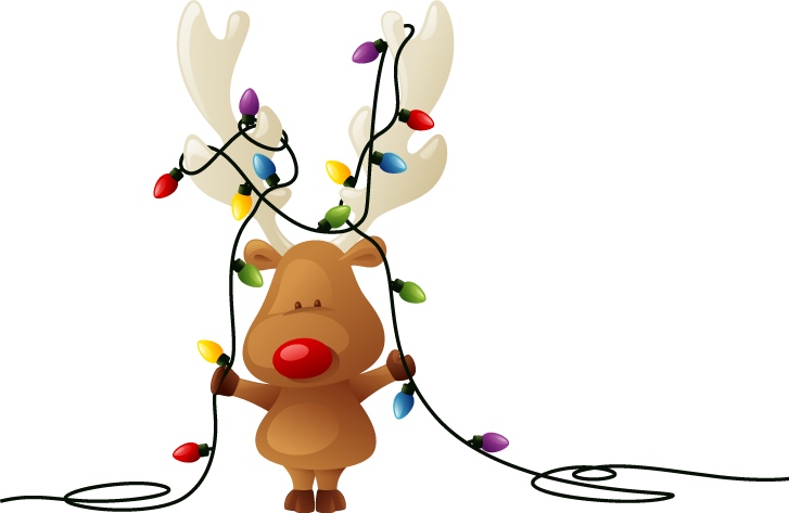 Christmas Lights Best Clipart Png