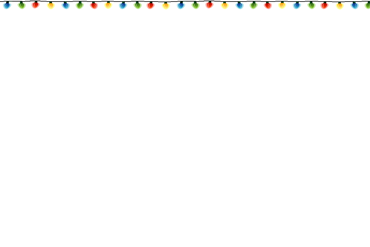 Christmas Lights Overlay Png.High Resolution Christmas Lights Png Icon 14338 Free