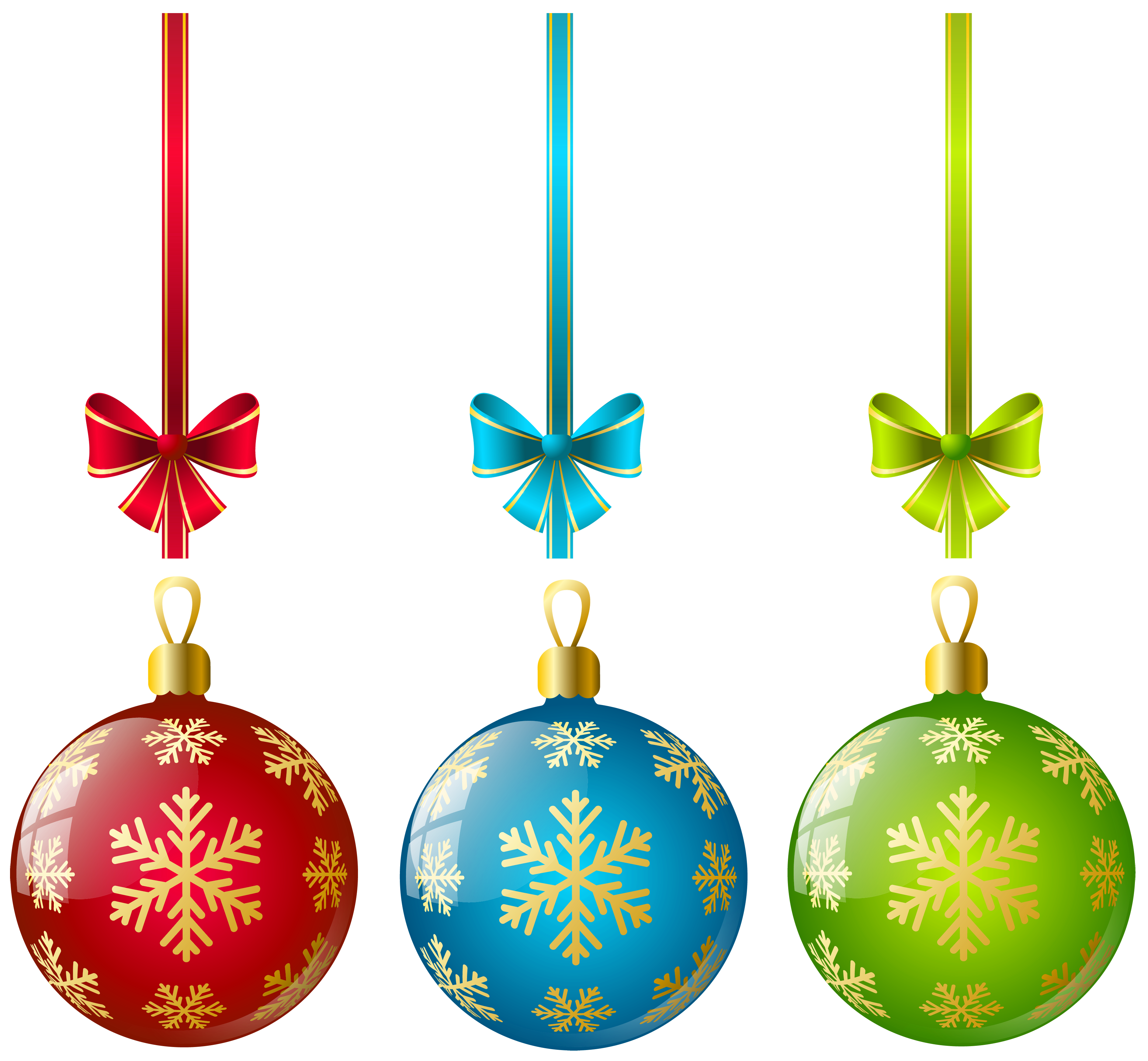 Christmas Ornament Clipart Pictures image #46342