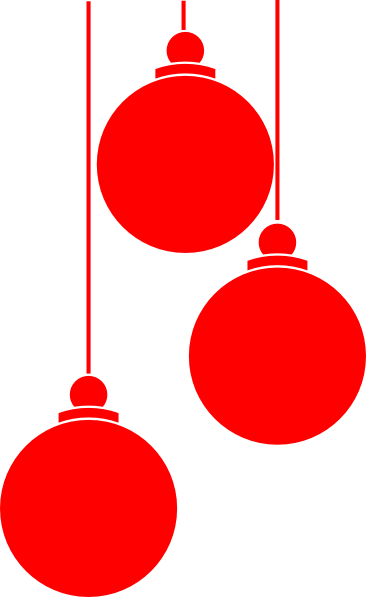 Christmas Ornaments Transparent PNG Pictures