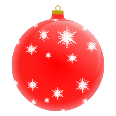 Christmas Ornaments Balls With Stars Png