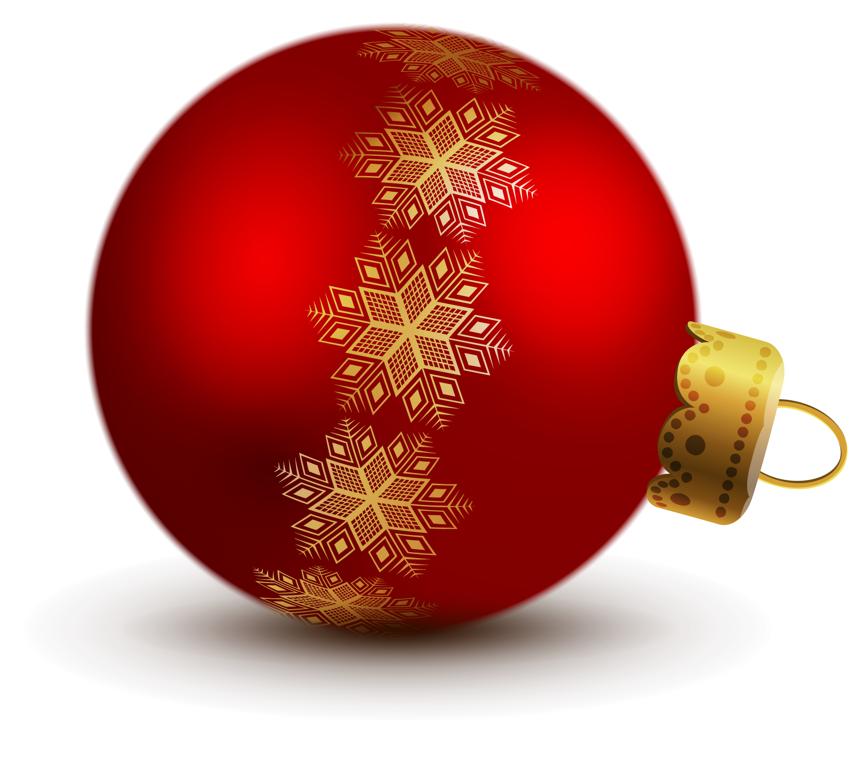 Christmas Ornaments Designs Png image #46355