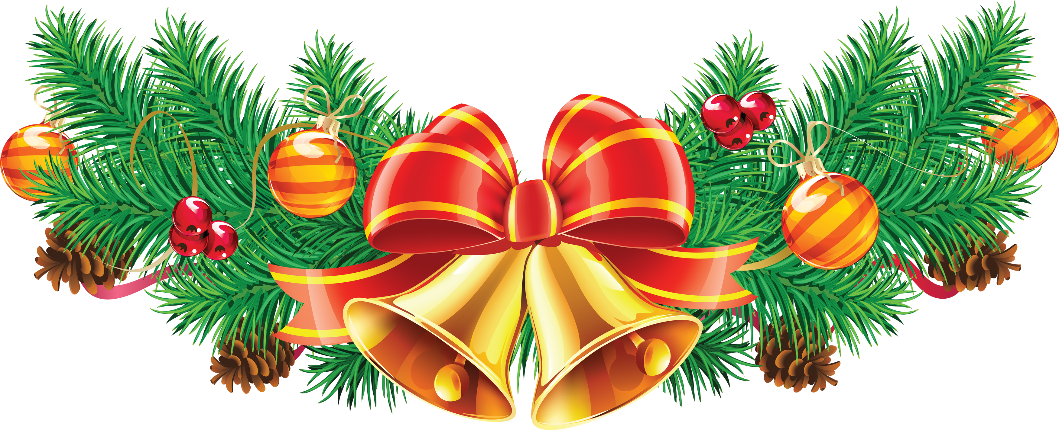 High Resolution Christmas Png Clipart image #35314